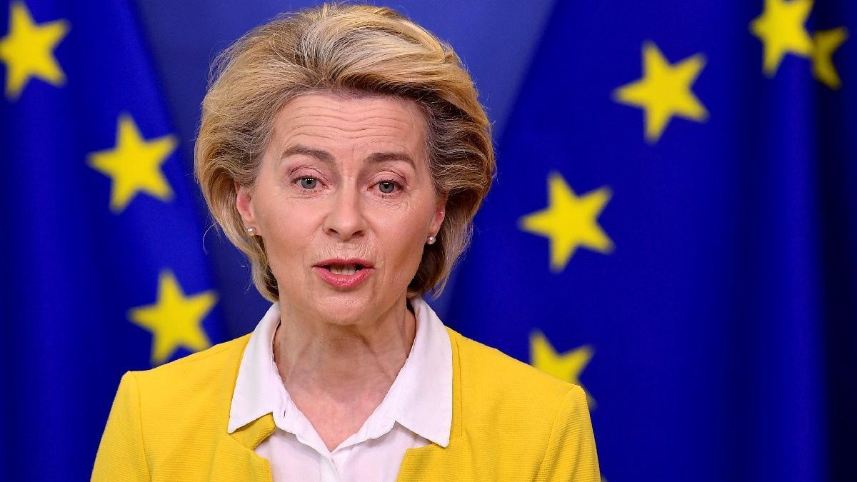 AB Komisyonu Başkanı Ursula von der Leyen resmen açıkladı: 2024'e kadar Türkiye'ye 3 milyar euro