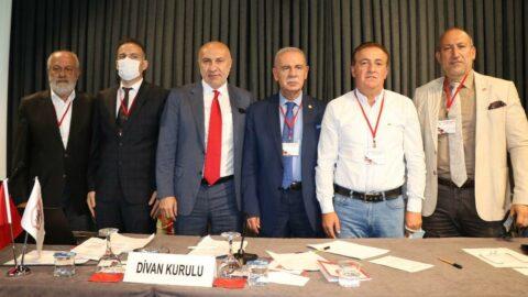 Samsunspor'da Yüksel Yıldırım güven tazeledi