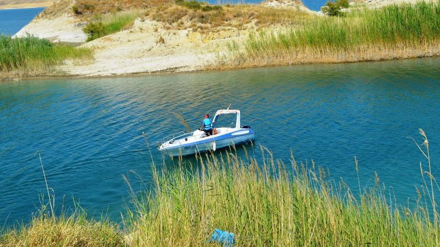 Adıyaman'da baraja giren teyze ve yeğeni boğuldu