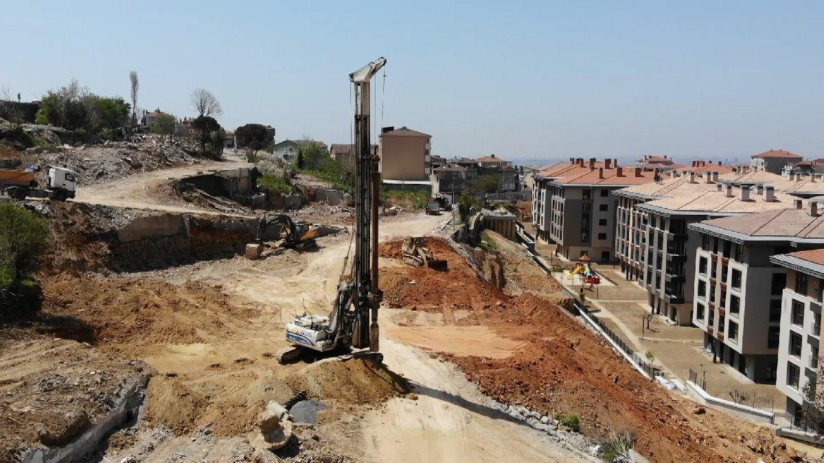 Çamlıca'daki dev proje ihalelerin gözdesine gitti