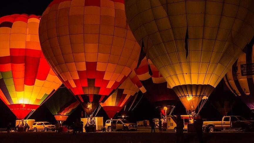 Sıcak hava balonu kazası! 4 kişi öldü, 10 binlerce ev elektriksiz kaldı