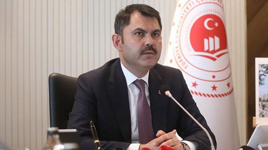 Bakan Kurum'dan 'ambalajlı ürün' açıklaması