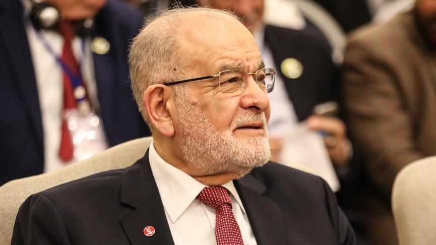 Karamollaoğlu'ndan Erdoğan'a şeffaflık eleştirisi: Peki bu güne kadar devletin yaptığı ihalelerden hangisi şeffaftı?