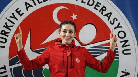 Balkan Atletizm Şampiyonası'nın ilk gününde Tuğba Danışmaz'dan yeni rekor