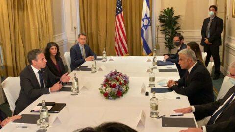 ABD ile İsrail arasında kritik görüşme