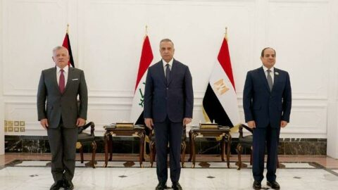 Irak, Mısır ve Ürdün arasındaki 3'lü zirve tamamlandı