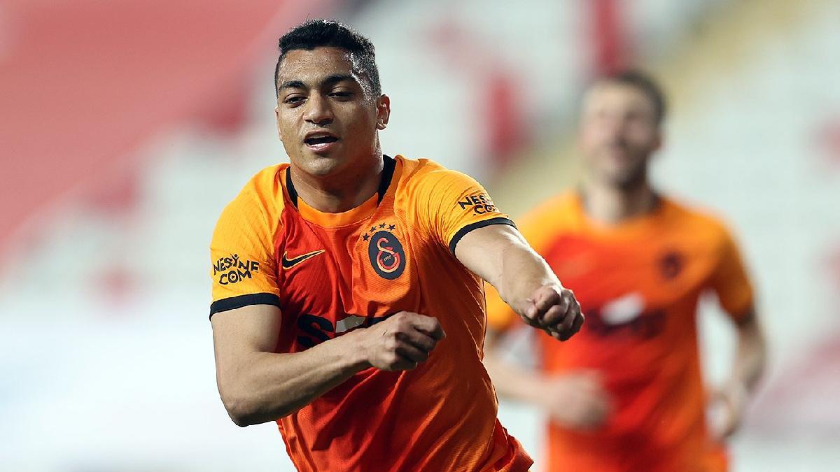 Galatasaray'da Mostafa Mohamed sakatlandı