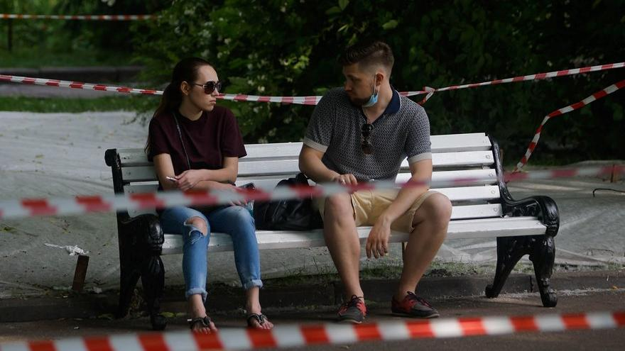 Rusya'ya maça giden taraftarlarda Covid-19 salgını patladı