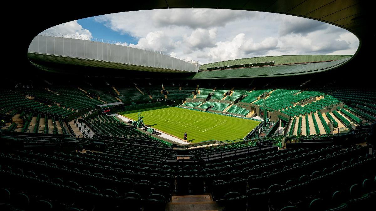 Wimbledon'da heyecan başlıyor