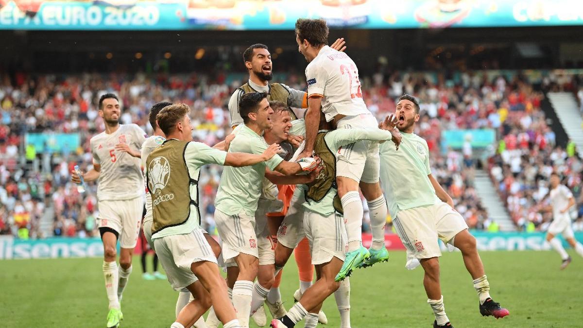 İspanya, Hırvatistan'ın hevesini kursağında bıraktı! Müthiş zaferle çeyrek finale: 3-5