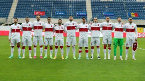 Türkiye-Karadağ maçının stadyumu değişti
