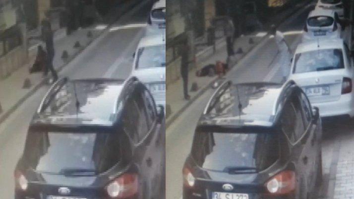 İstanbul'da eski koca dehşeti: Defalarca bıçakladı, çevredekiler kurtardı...