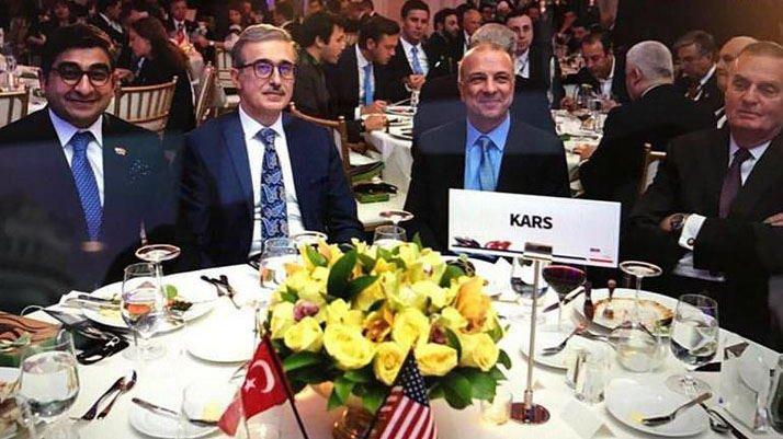 Savunma Sanayii Başkanı İsmail Demir ve Sezgin Baran Korkmaz aynı masada