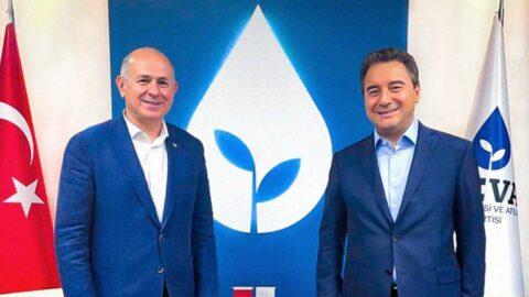 DEVA Partisi İstanbul İl Başkanı belli oldu