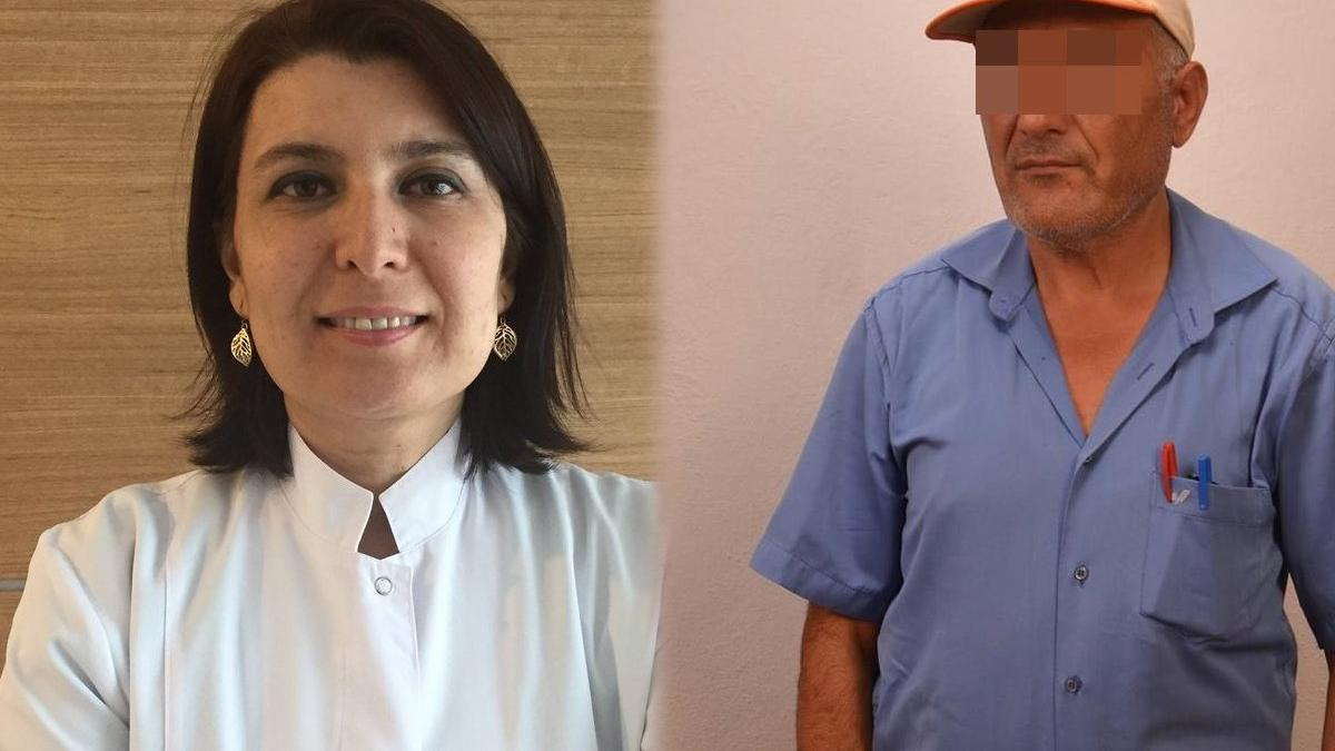 Kadın doktoru taciz eden hastası hakkında iddianame