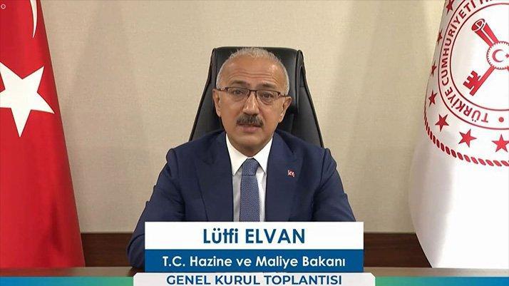 Bakan Elvan: Arzu ettiğimiz finansal piyasa yapısı bu değil