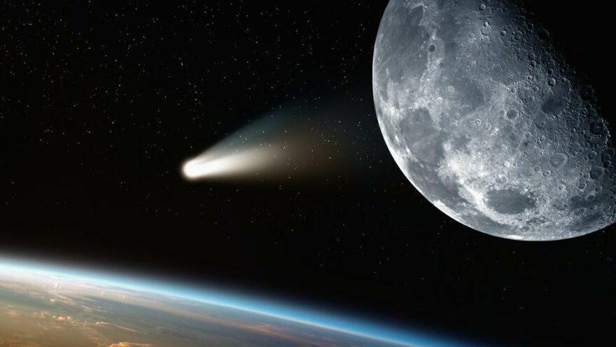 Şimdiye kadar keşfedilmiş en büyük kuyruklu yıldız bulundu
