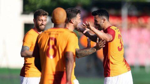 Galatasaray'dan PSV'ye net mesaj!