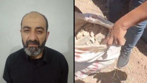 Bombalı saldırı hazırlığındaki terörist yakalandı