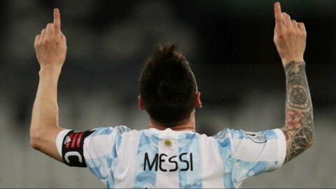 Lionel Messi'de son 3 gün!