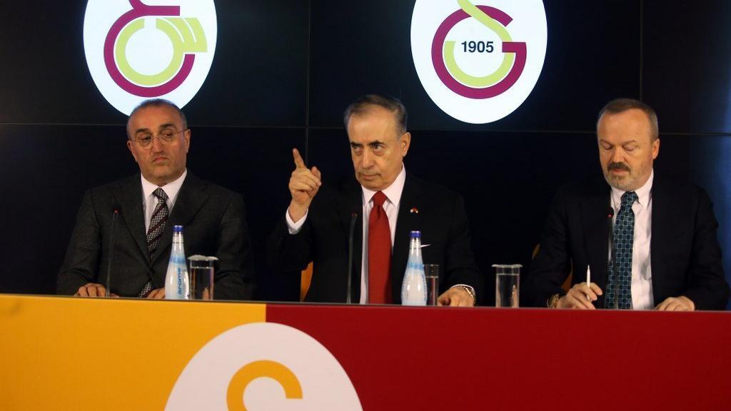 Galatasaray'da Mustafa Cengiz'e şok: Üyeler ihraç istiyor