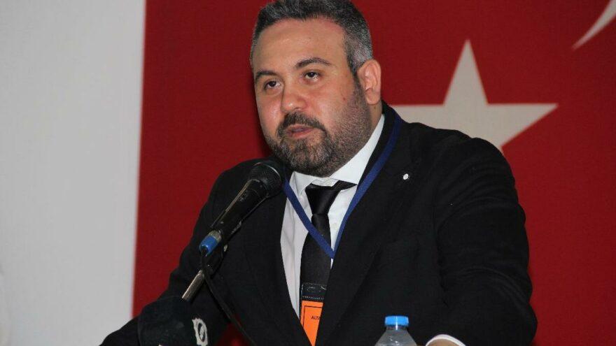 Altay'da Başkan Özgür Ekmekçioğlu yeniden seçildi