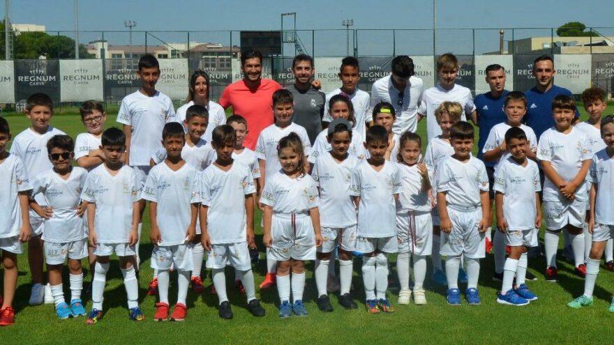 Real Madrid'in gözü Antalya'da