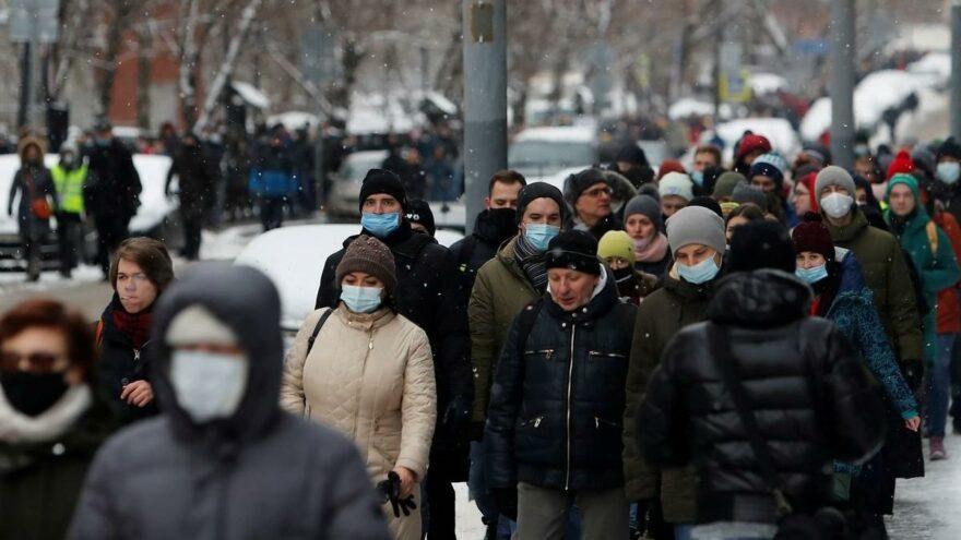 Moskova'da restoranlar aşı olmayan müşteriyi geri çeviriyor