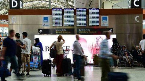 İçişleri Bakanlığı'ndan yeni genelge! 6 ülkeden uçuşlar durduruldu