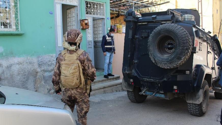Dev narkotik operasyonu: 310 kişi hakkında gözaltı kararı
