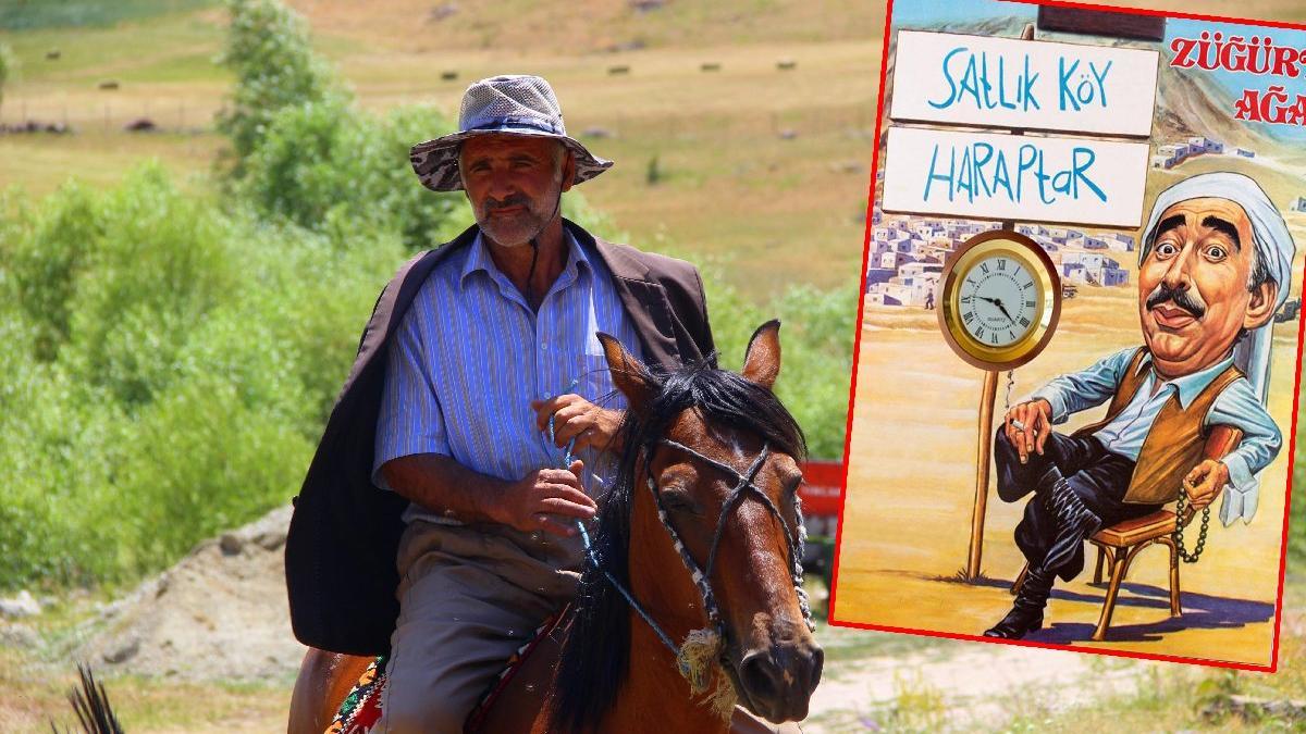 Erzurumlu Züğürt Ağa köyünü satıyor