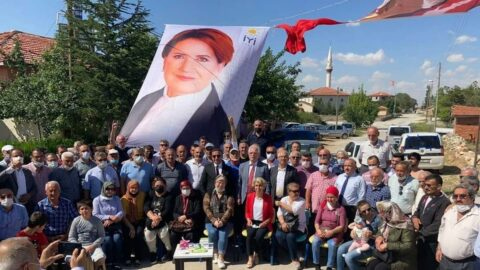 AKP'nin kalesinde İYİ Parti'ye toplu geçiş