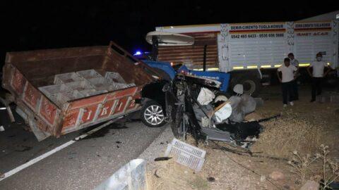 6 kişinin öldüğü kazada tahliye tepkisi