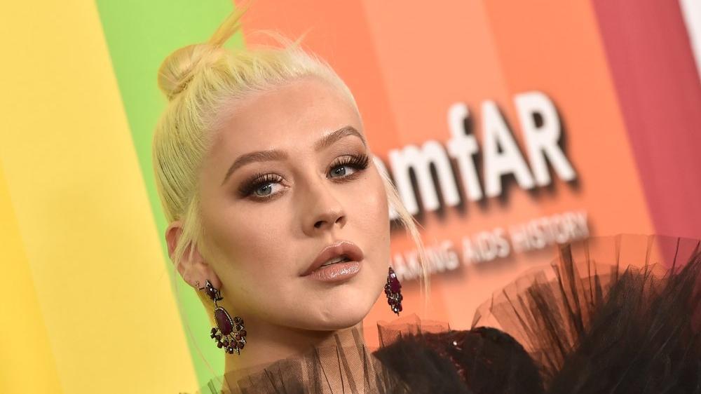 Britney Spears'a bir destek de Christina Aguilera'dan geldi