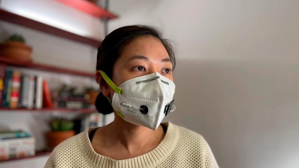 COVID-19'u tespit eden yüz maskesi geliştirdiler