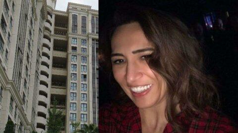 Kadının 8. kattan düşerek ölümünde 2 kişiye 'cinsel saldırı' davası