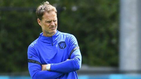 Hollanda Futbol Federasyonu Frank de Boer ile yolları ayırdı