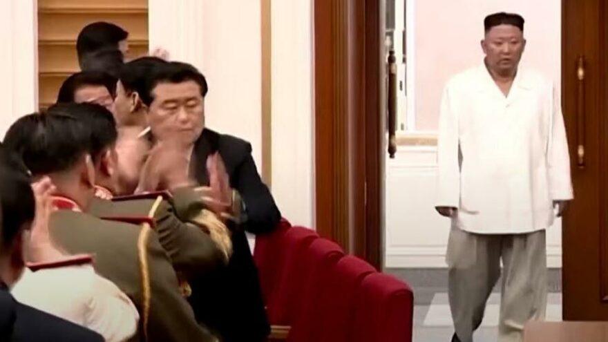 Son görüntüsü korkuttu… Kim Jong-un resmen eridi