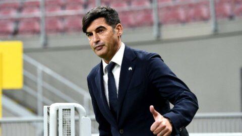 Fenerbahçe Başkanı Ali Koç, Paulo Fonseca ile anlaştı