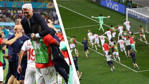 Türkiye'den kovuldu, EURO 2020'de tarih yazdı!