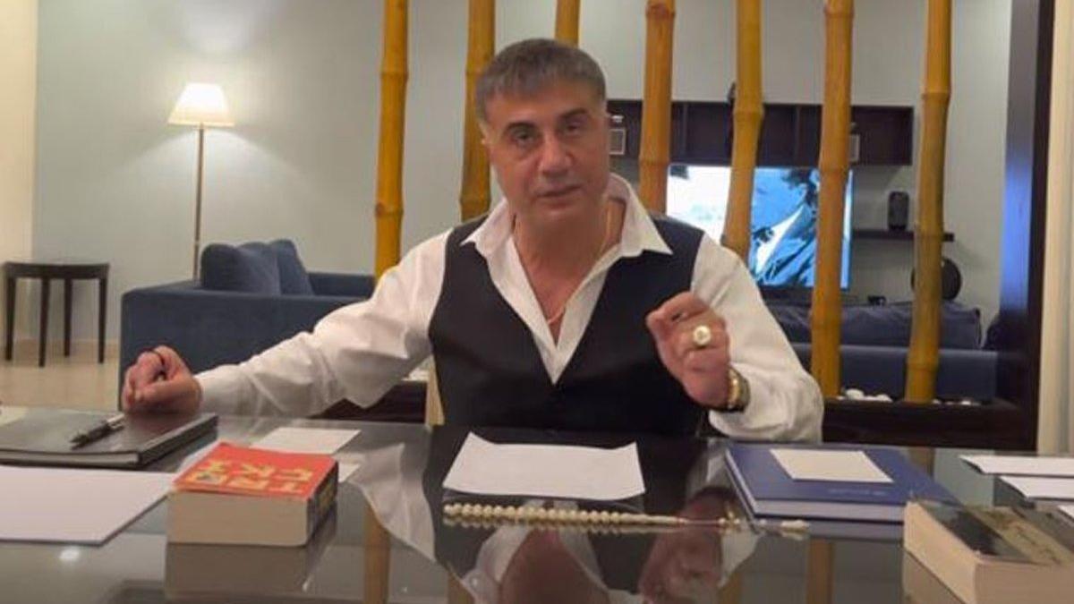 Valilikten Sedat Peker'e koruma yanıtı