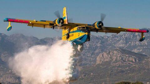 THK uçakları 3 yıldır yatıyor, ormanlar yanıyor, Bakan cevap vermiyor