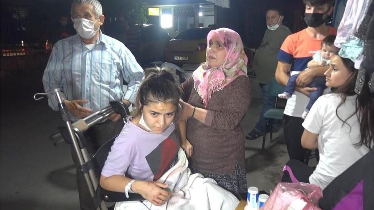 Hastanede yangın! Hastalar tahliye edildi
