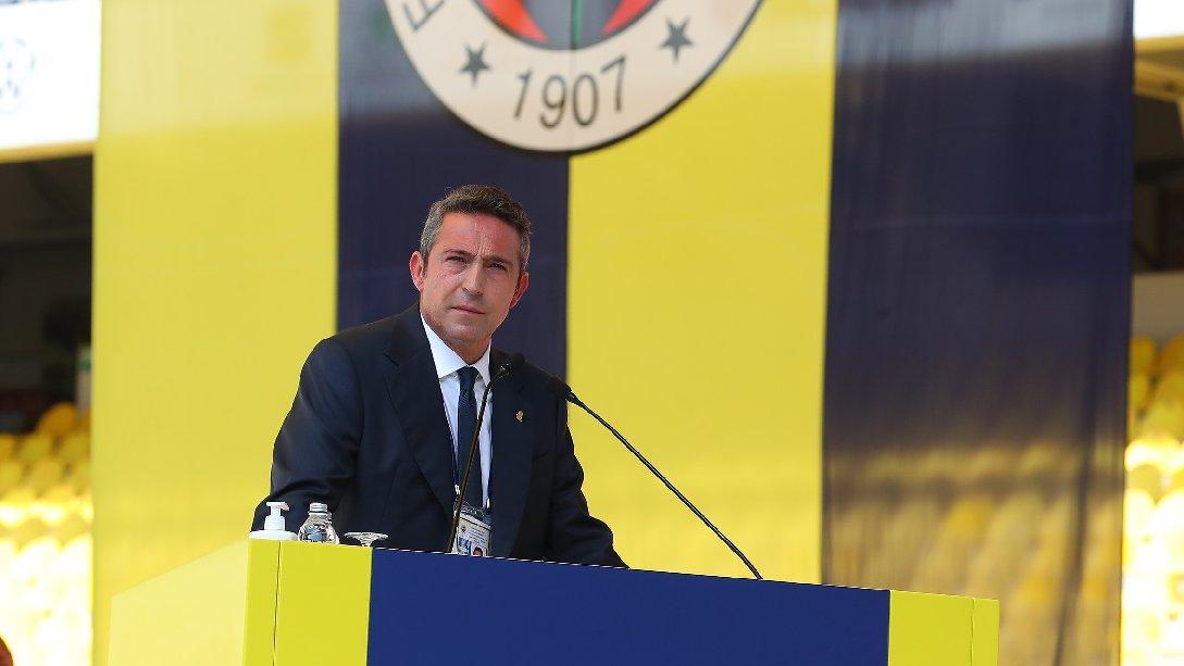 Fenerbahçe yönetiminde görev dağılımı! Futbol şube boşta...