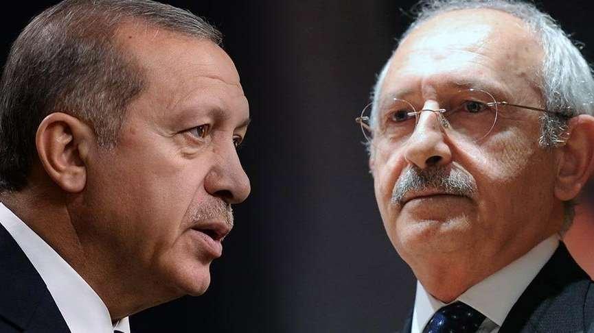 Cumhurbaşkanı Erdoğan'dan Kılıçdaroğlu'na tazminat davası - Son dakika haberleri