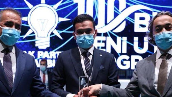 AKP'li belediyenin 1.6 milyonluk ihalesi, AKP'li yöneticiye gitti