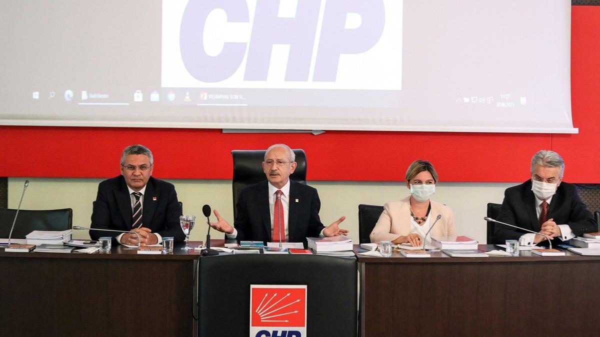 CHP, Güçlendirilmiş Parlamenter Sistem için ilkeleri açıkladı