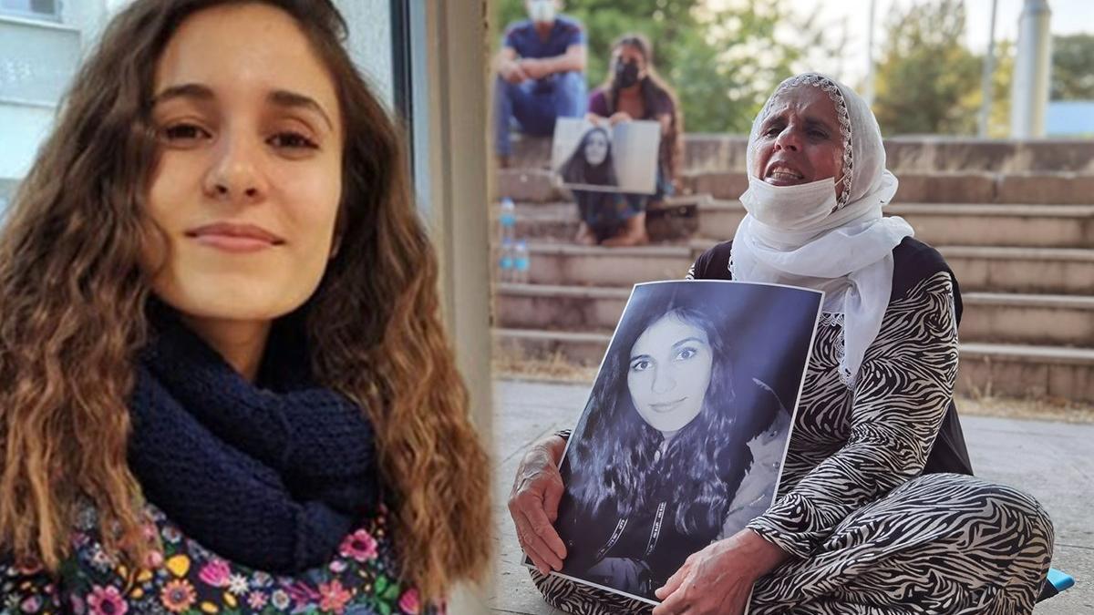 543 gündür kayıp Gülistan'ın ailesi oturma eylemi başlattı