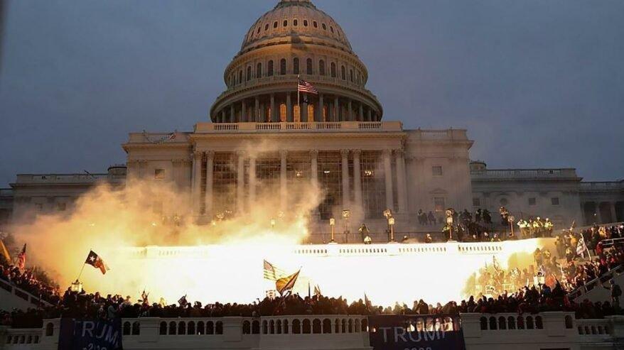 ABD Temsilciler Meclisi onayladı! Kongre baskını araştırılacak