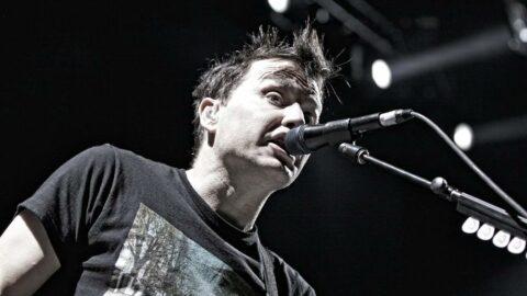 Blink-182'nin solisti Mark Hoppus, kanser olduğunu paylaştı